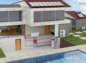 evsel elektrik ve kullanım suyu