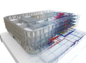 yapı bilgi sistemlerinin ofis binalarında kullanımı