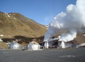 jeotermal santrallerde karbon emisyonu