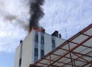 hastanelerde yangın önlemlerinin iç hava kalitesine etkisi