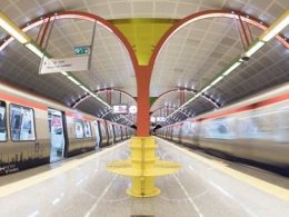 metro istasyonlarında iç hava kalitesi