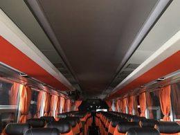 şehirlerarası otobüslerde havalandırma