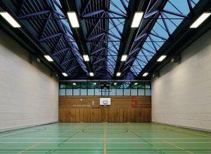 spor salonlarında ısıl konfor ve aydınlatma