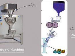 meyane üretiminde granülasyon makinesi tasarımı