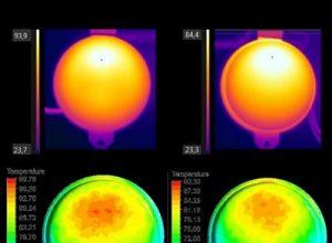otomotiv dış aydınlatma lambası ısıl karakteristikleri