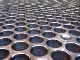 perde desenli gövde borulu tip ısı değiştiricileri