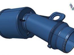 taşıt motorları için rezonatör tip susturucu
