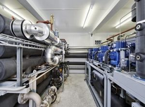 CO2 akışkanlı ısı pompası sistemleri