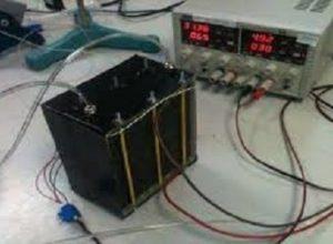 akan elektrolitli doğrudan metanollü yakıt pili
