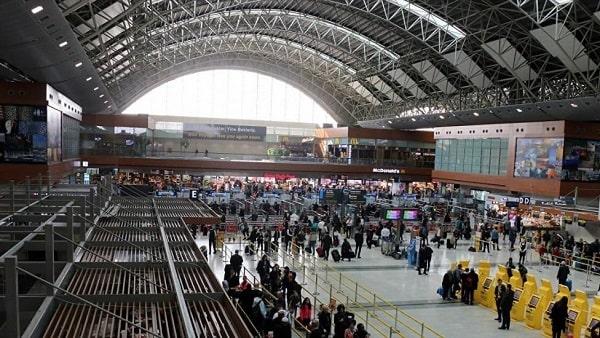 Havaalanları Terminal Pandemi Tedbirleri