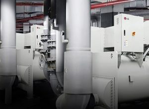 hava soğutmalı çift kademeli absorbsiyonlu soğutma sistemi