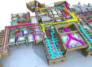 yapı bilgi sistemi ile tesisat projeleri