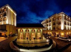 farklı iklim bölgelerinde otel yapıları