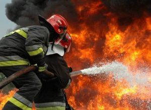 yangın ve kazalarla mücadele